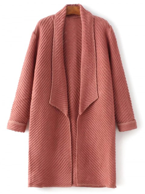 best Shawl Open Front Cardigan - SPICE ONE SIZE Mobile