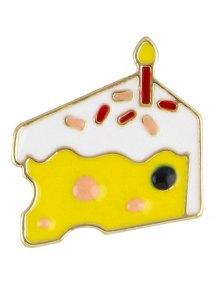 Adorn Cake Brooch