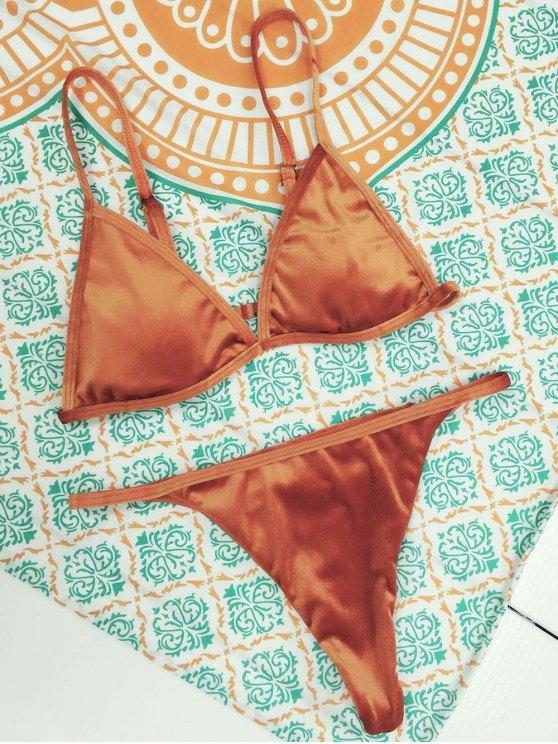 Velvet Reversible Bikini Set - JACINTH M Mobile