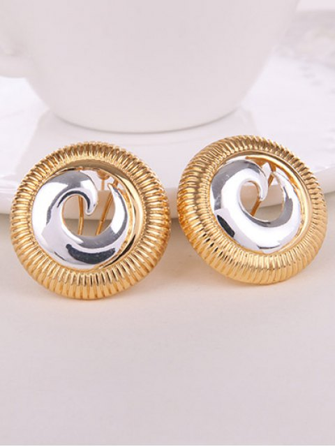 women Hollow Out Crescent Jewelry Set -   Mobile