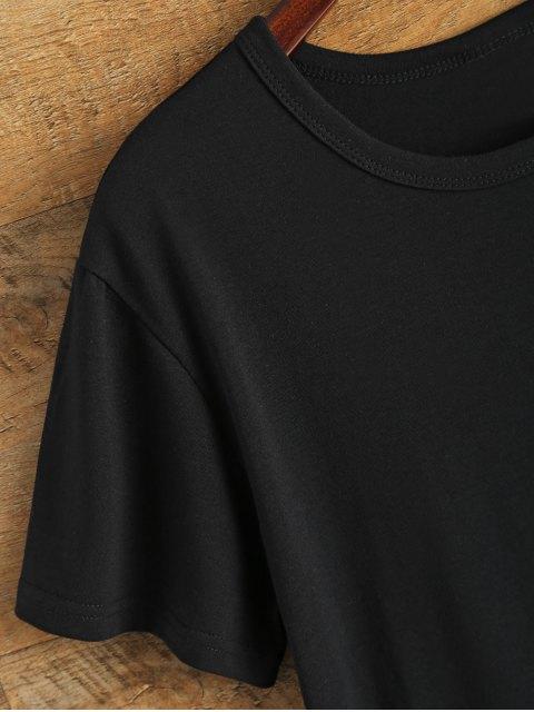 new Jewel Neck Jauregui 96 T-Shirt - BLACK S Mobile