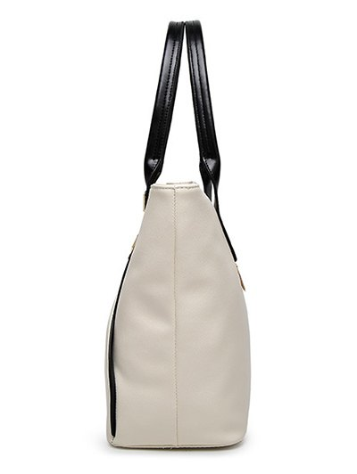 Chains Pendant Shoulder Bag - BLUE  Mobile