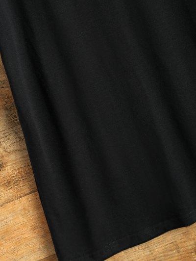 Jewel Neck Jauregui 96 T-Shirt - BLACK L Mobile