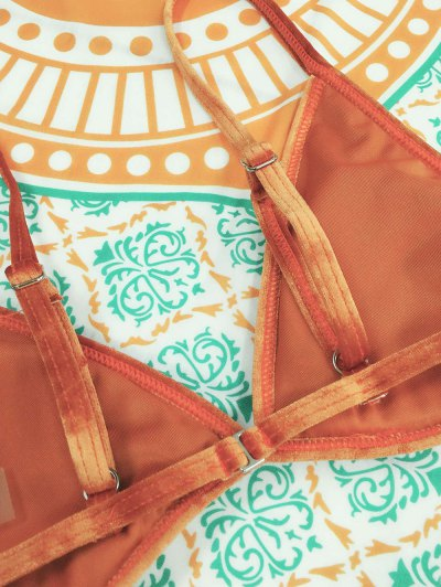 Velvet Reversible Bikini Set - JACINTH XL Mobile