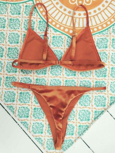 Velvet Reversible Bikini Set - JACINTH L Mobile