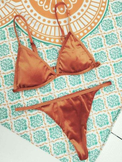 Velvet Reversible Bikini Set - JACINTH S Mobile