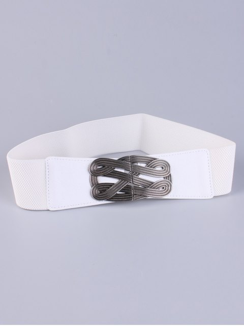 best Faux Leather Stretch Belt -   Mobile