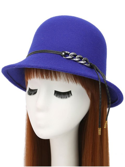 latest PU Rope Dome Hat -   Mobile