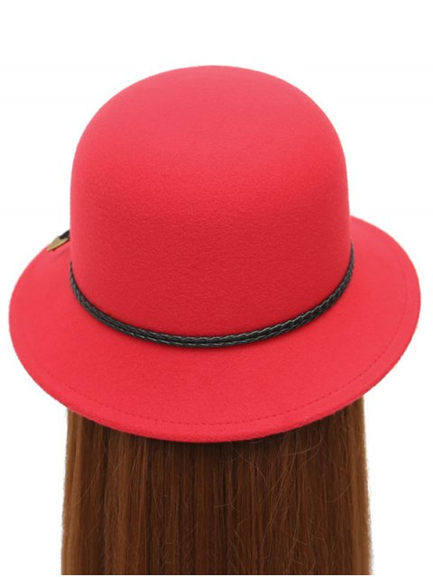 buy PU Rope Arrow Dome Hat -   Mobile
