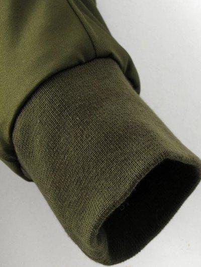 Skirted Utility Coat - BLACK M Mobile