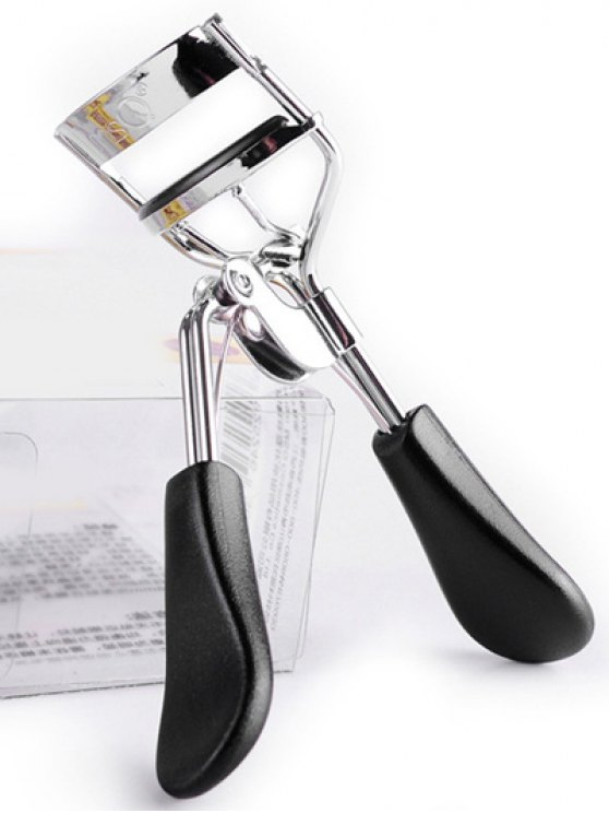 Beauty Tool Partial Eyelash Curler - SILVER  Mobile