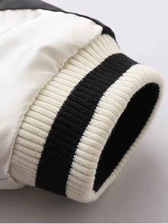 Double Side Sukajan Jacket - BLACK S Mobile