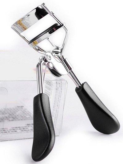 Beauty Tool Partial Eyelash Curler - SILVER  Mobile
