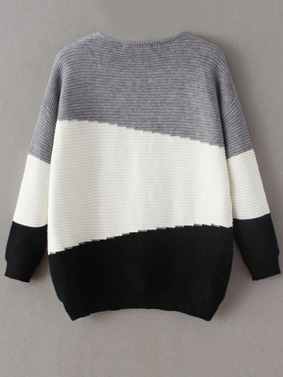 Oversized Comfy Sweater - BLACK ONE SIZE Mobile