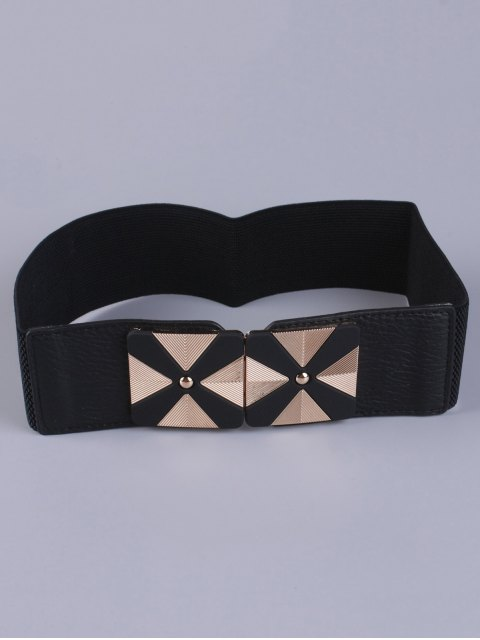 outfit Square Alloy Stretch Belt -   Mobile
