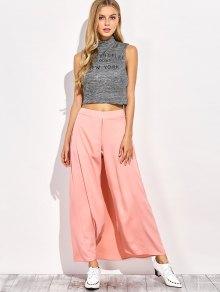 Maxi Skirt Shorts PINK: Shorts 2XL   ZAFUL