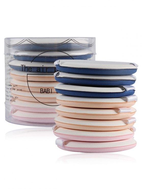 8 Pcs Calm Makeup BB Cream Powder Puffs - COLORMIX  Mobile