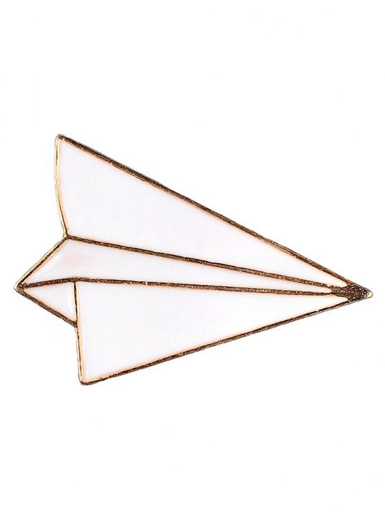 Mustache Plane Cat Heart Glasses Brooch Set - COLORMIX  Mobile