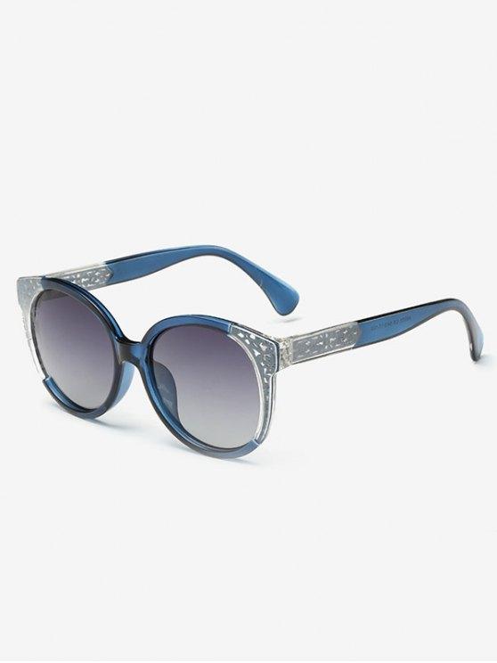 Two Tone Ombre Sunglasses -   Mobile