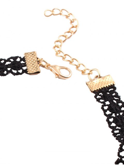 new Santa Lace Choker Necklace -   Mobile