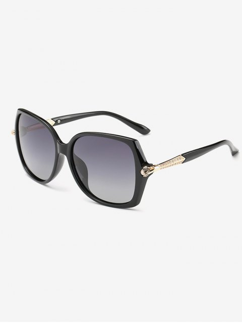outfit Butterfly Ombre Sunglasses - BLACK  Mobile