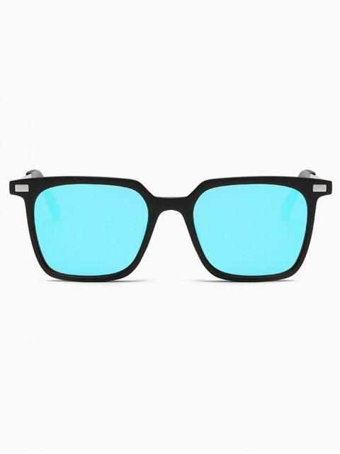 shop Square Mirrored Sunglasses -   Mobile