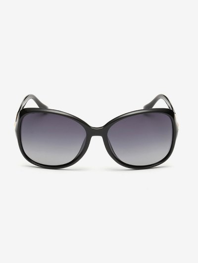 Ombre Butterfly Sunglasses - PHOTO BLACK  Mobile