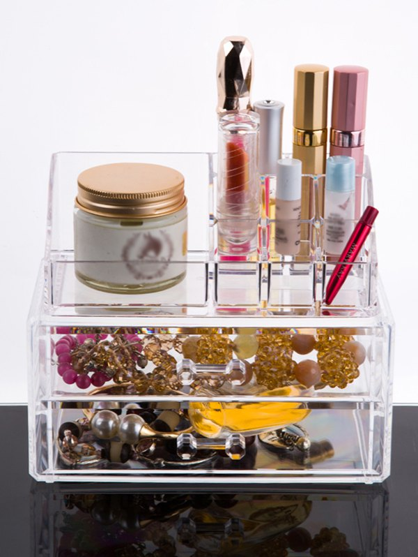 Draws Storage Makeup Organizer