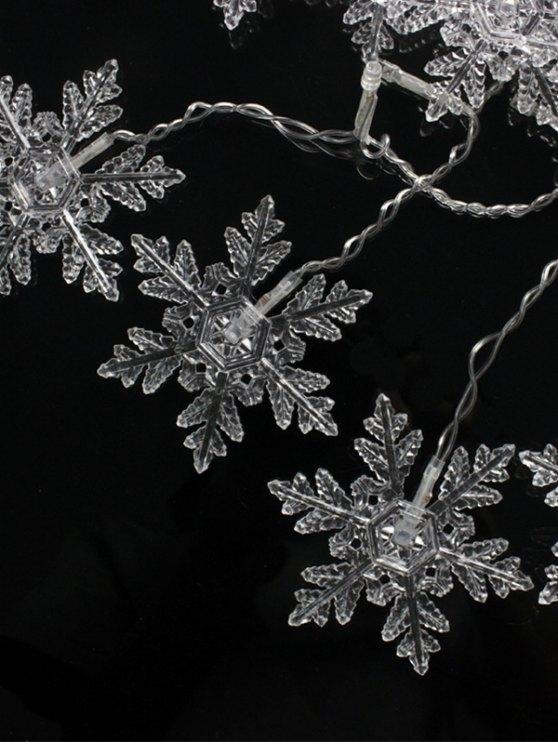 Christmas Pendant LED String Light - WARM WHITE LIGHT  Mobile
