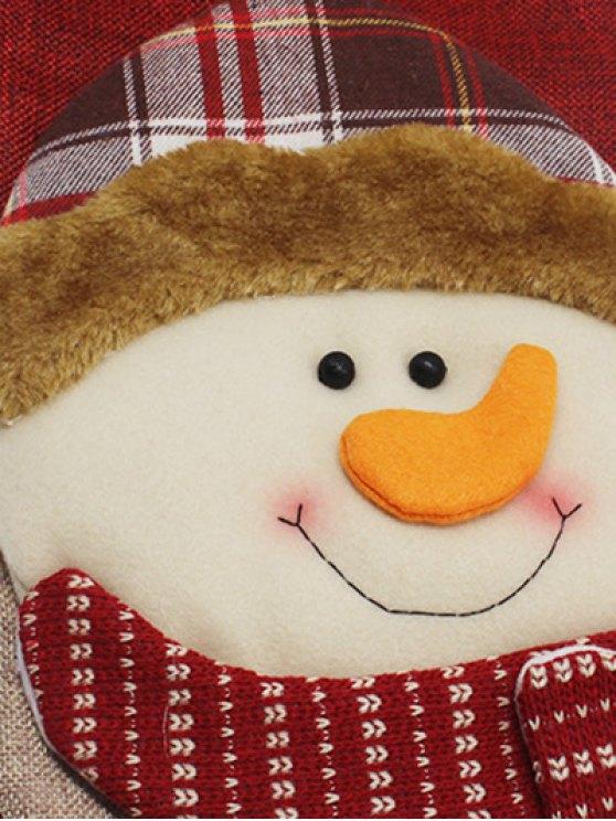 Christmas Present Decoration Bag Sock -   Mobile