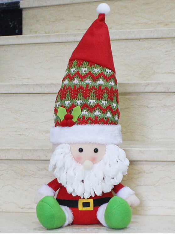 Christmas Santa Claus Doll Party Decoration -   Mobile