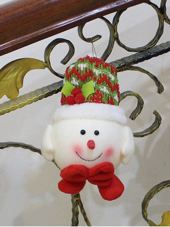 Snowman Hanging Doll Pendant Christmas Decoration -   Mobile