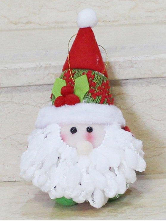 Santa Claus Doll Pendant Xmas Tree Decoration -   Mobile
