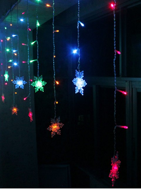 outfits Christmas Pendant LED String Light -   Mobile