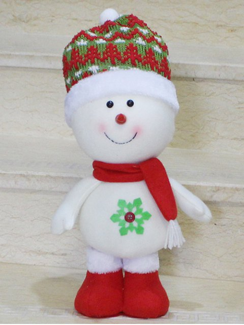 affordable Christmas Snowman Doll Party Decoration -   Mobile