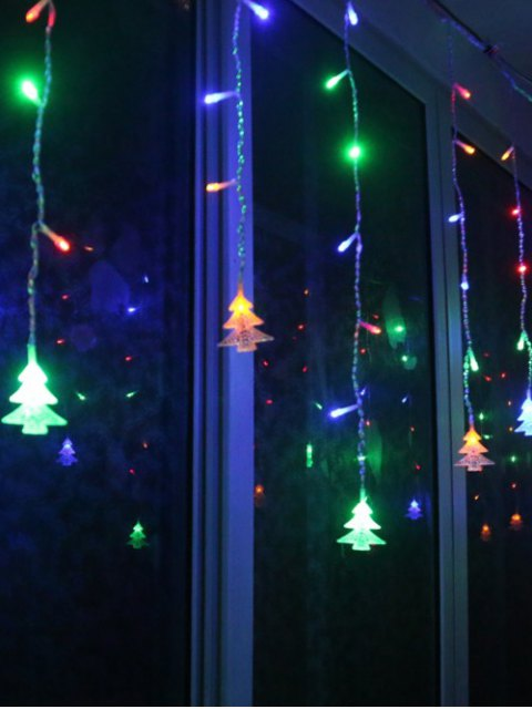 shop Christmas Tree Pendant LED String Light Indoor Decoration Supplies -   Mobile