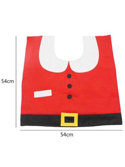 Christmas Santa Cover Set - RED  Mobile