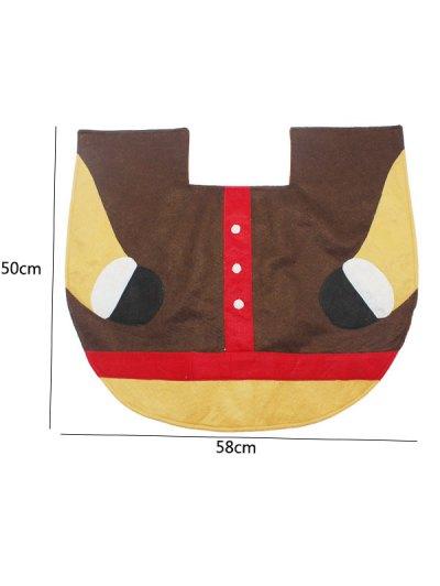 Christmas 3PCS Deer Pattern Cover Set - COLORMIX  Mobile