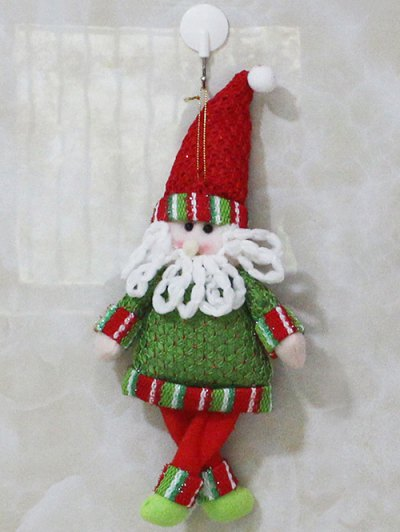Christmas Xmas Tree Decoration - RED AND GREEN  Mobile