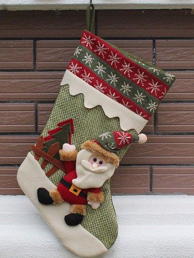 Christmas Present Sock