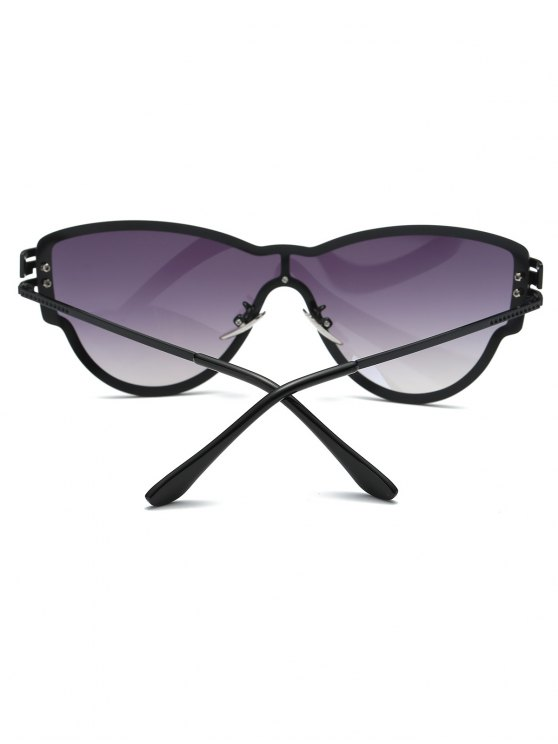 Butterfly Wrap Sunglasses -   Mobile
