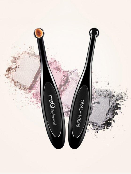 Toothbrush Shape Eyeshadow Brush -   Mobile