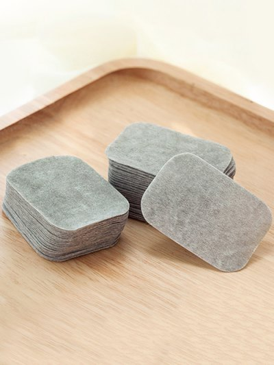 One Box Bamboo Carbon Makeup Cotton - GRAY  Mobile