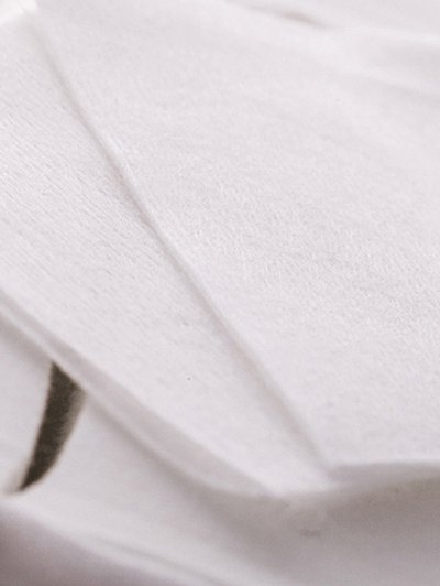 1000 Pcs Multifunction Makeup Cotton - WHITE  Mobile