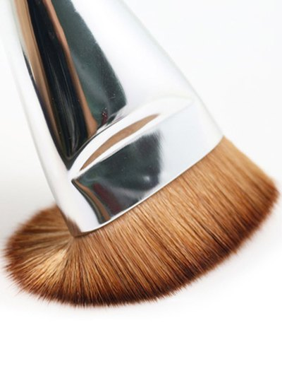 Contour Brush + Concave Foundation Brush - BLACK  Mobile