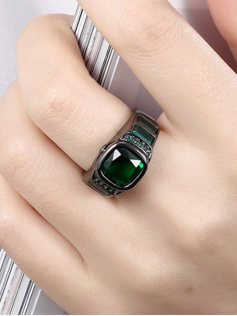 fashion Vintage Faux Gem Ring -   Mobile