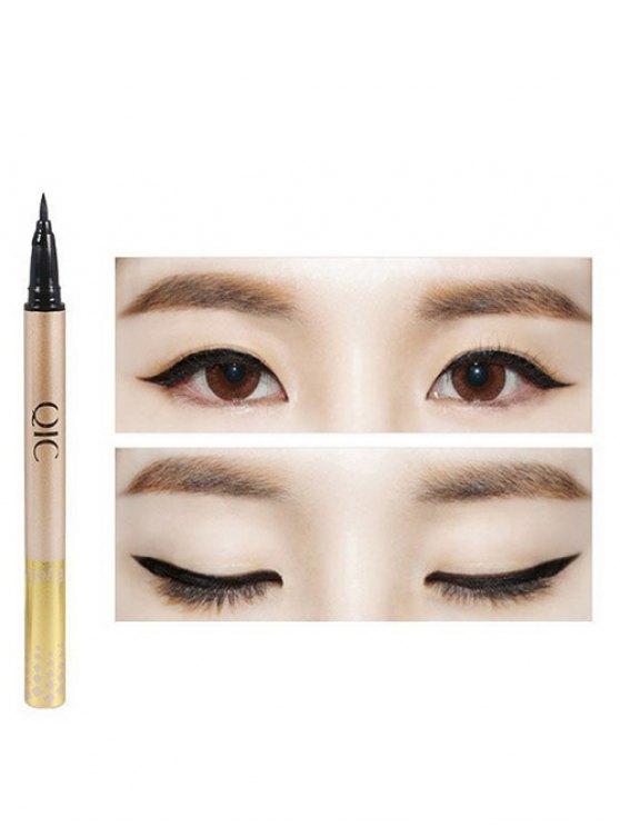 12 Pcs Smooth Liquid Eyeliner Pencils - BLACK  Mobile