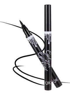 12 Pcs Waterproof Liquid Eyeliner Pencils - Black