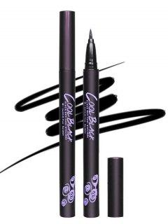 12 Pcs Liquid Eyeliner Pencils - Black