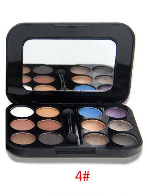 buy Shimmer Matte Eyeshadow Kit - #04  Mobile